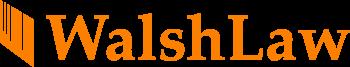 WalshLaw Header Logo